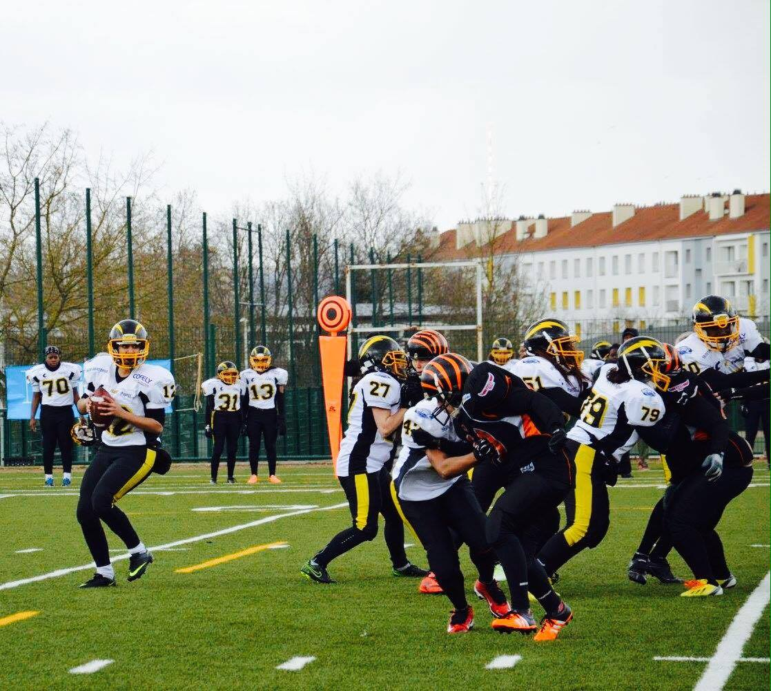 Médalie, QB Flash #12